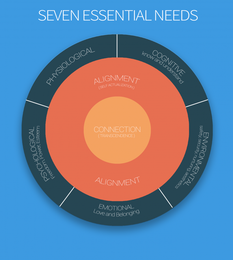 The Seven Essential Needs
